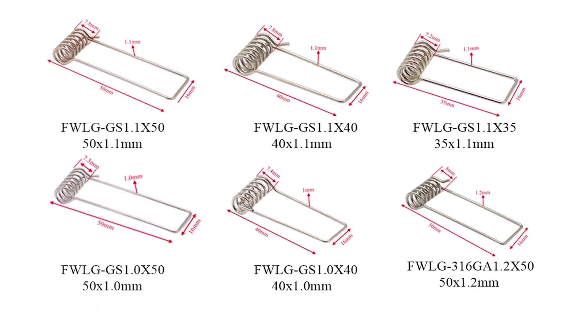 40mm chiều dài kim loại cob LED downlight mùa xuân clip cho xuống ánh sáng