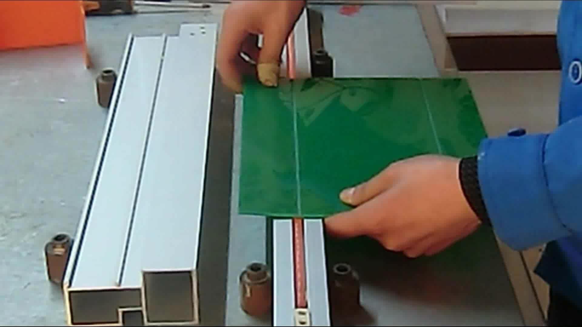 300,600,1200,1800,2400mm Länge Acryl blatt Biegen Maschine