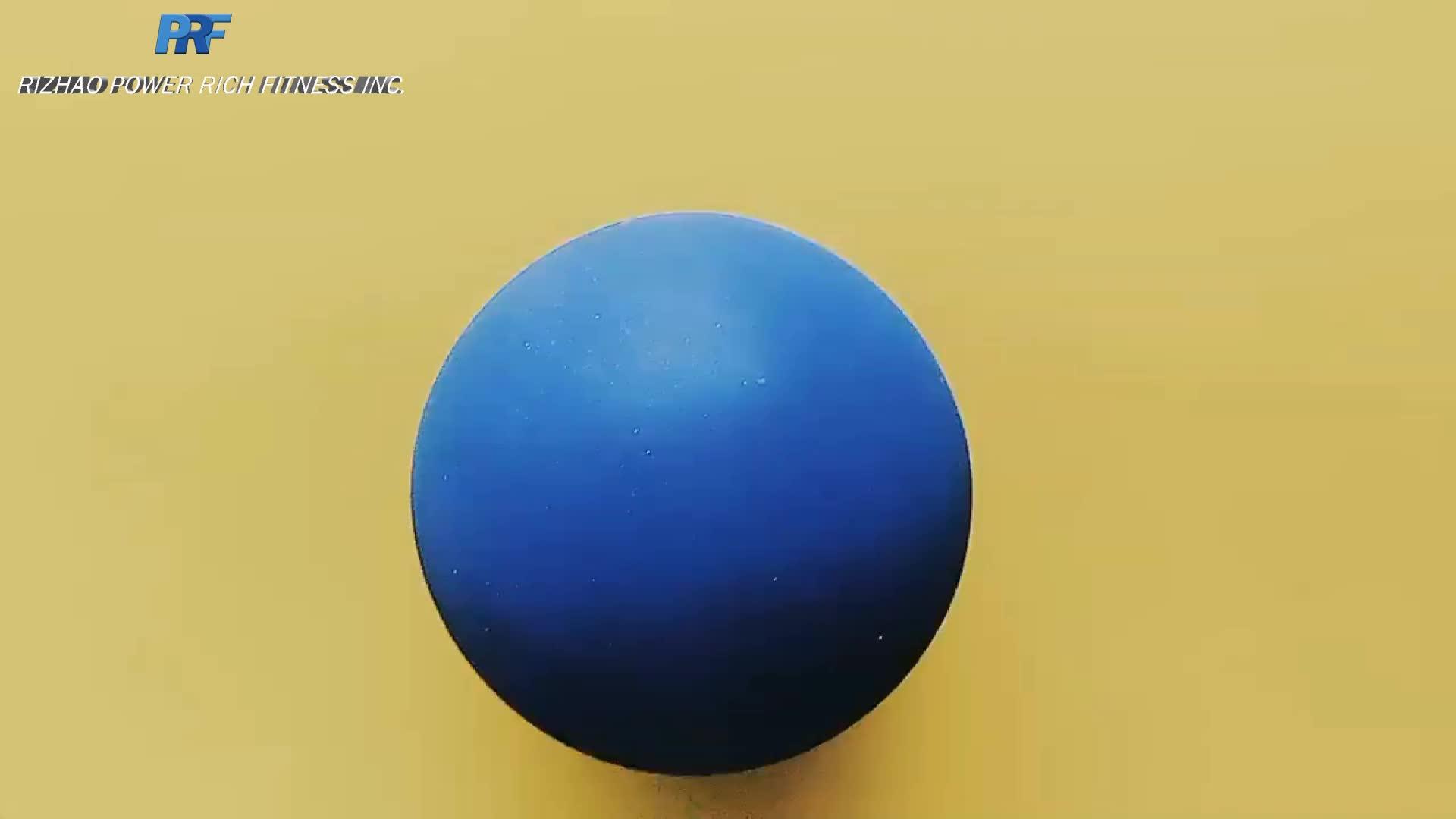 Finger silikon griff der ball weiche therapie übung grip hand massage ball