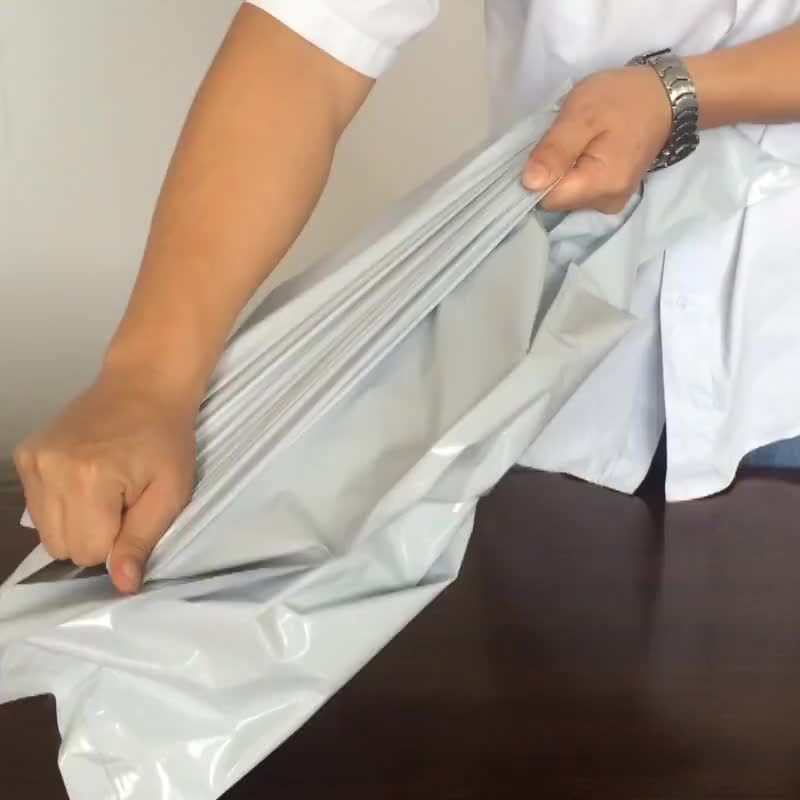 Custom Poly Self Seal Mailing Plastic Satchel Postage Post Packing Postal Courier Bags