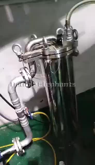 Cooking crude oil processing plant Complete edible  oil Refinery Machine