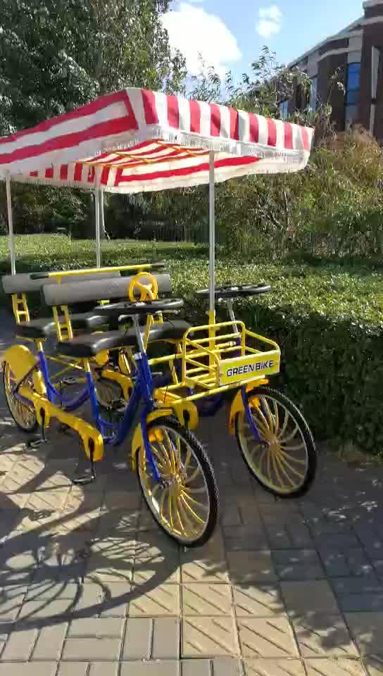 Du lịch Tham Quan xe đạp carbon/hai người song song xe đạp với ghế em bé/trực tiếp từ trung quốc bán buôn 24 song song xe đạp