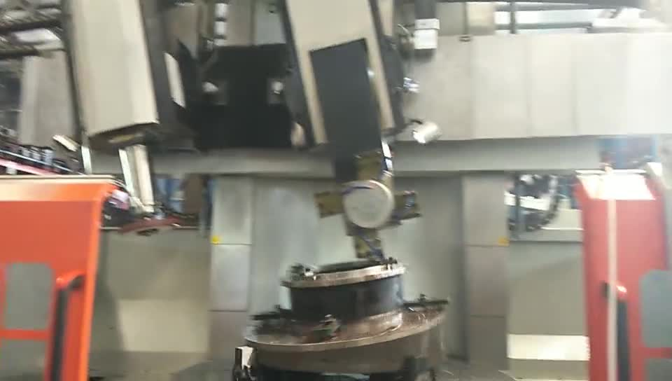 CK5112 Small CNC Vertical Lathe Machine from China Factory