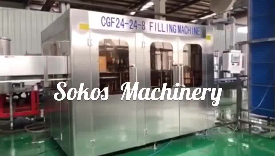 new purified pure mineral water bottling filling equipment for large drinking water production line