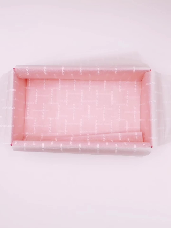 Papel de tecido de embrulho impresso em relevo decoupage personalizado