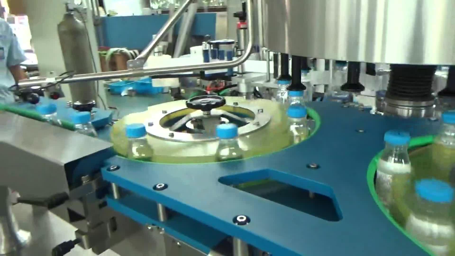 Baixo preço adesivo aplicador máquina automática de rotulagem de garrafas de batom