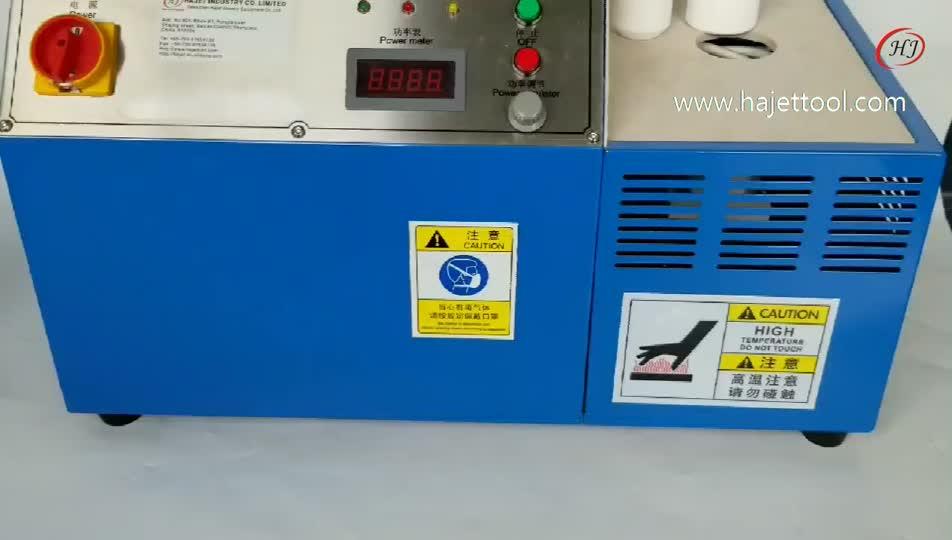 Nuevo 220V 5KW Platino de fusión de la máquina de oro horno de fusión mini horno de fusión por inducción