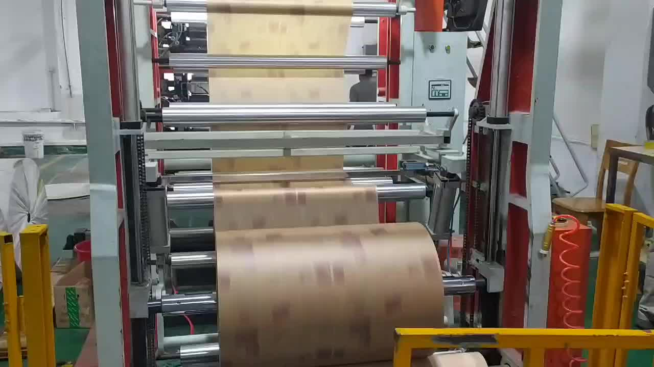 factory  price big 80gsm brown kraft paper rolls