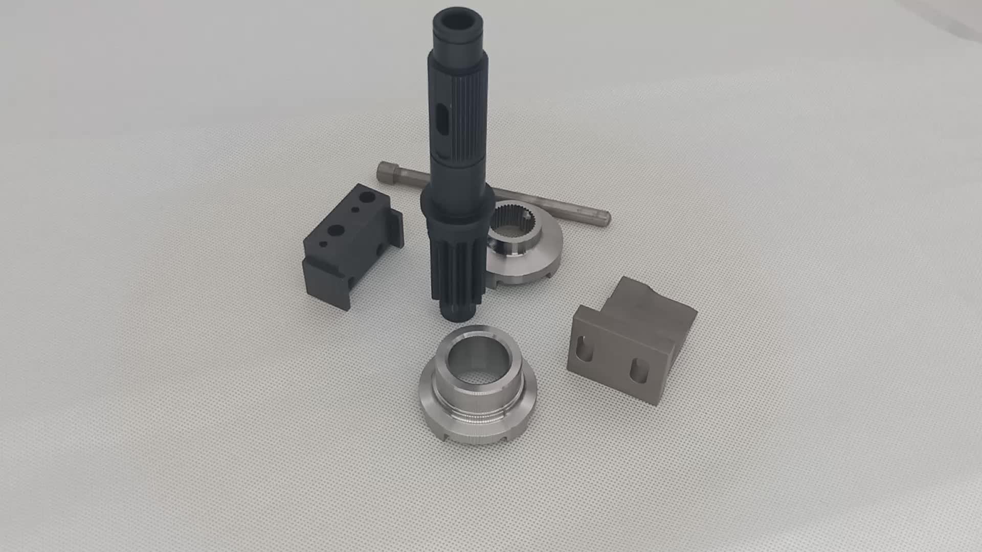中国製カスタム大量生産ステンレス鋼 cnc 加工部品
