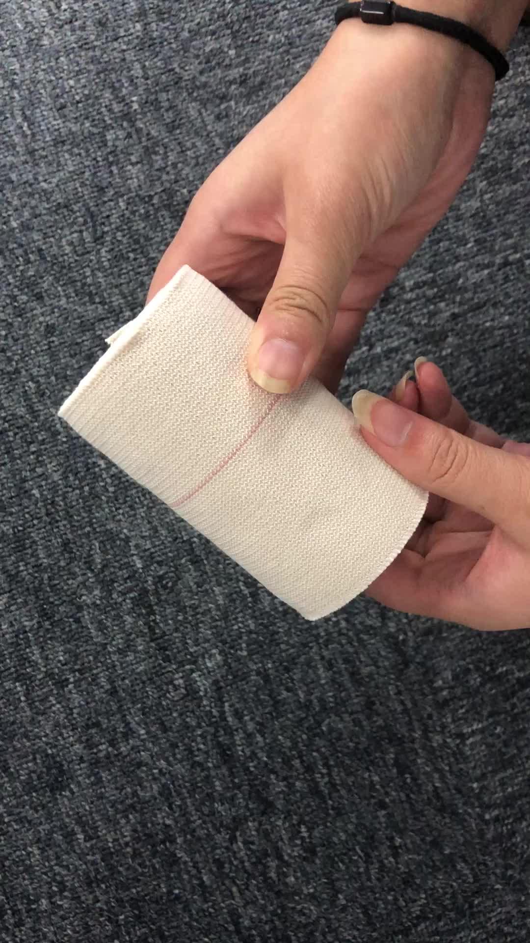 horse care  product self-adhering not to fur elastic bandage