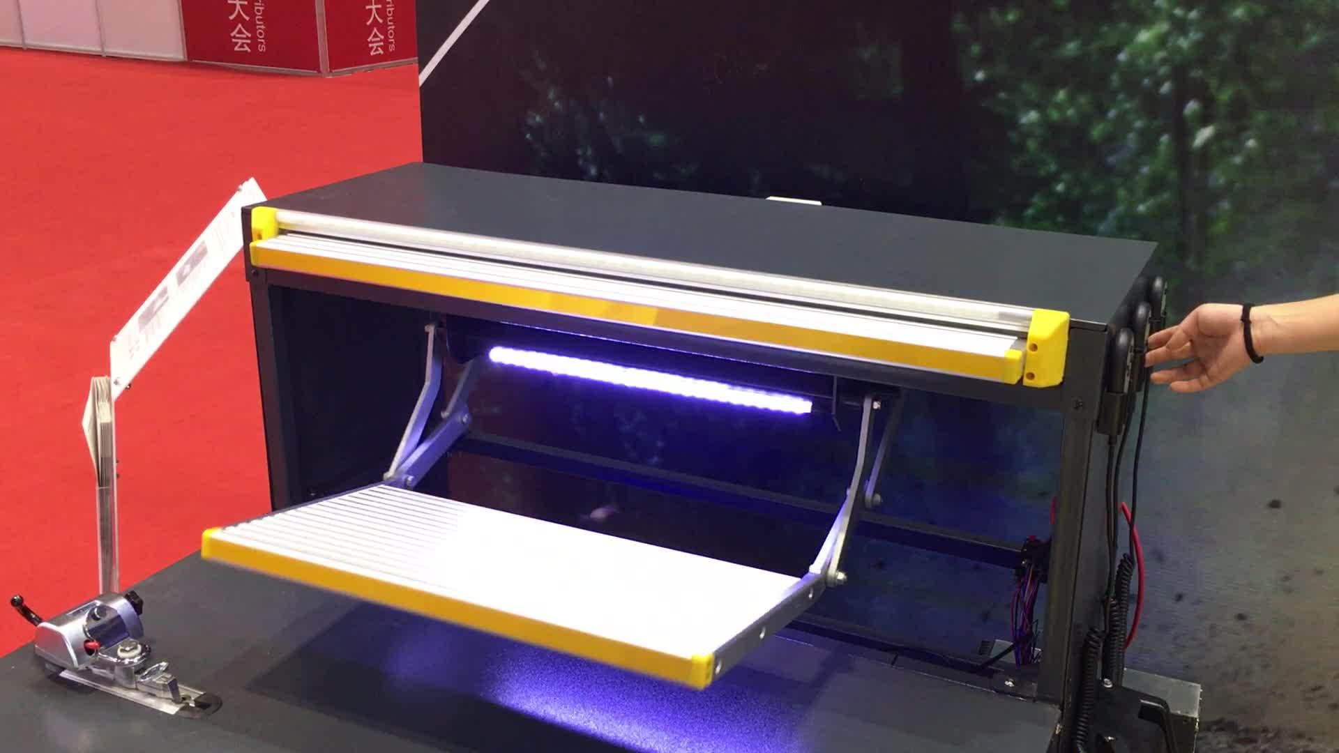 12v/24v es-s-1200 elektrische stap voor bestelwagens en motohome met ce-certificaat