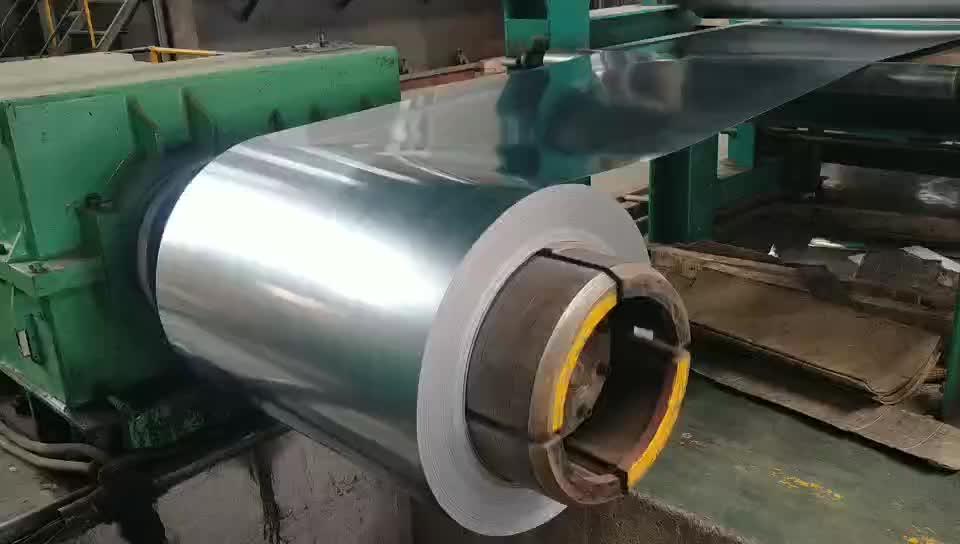 Nul max., zink fabrikanten, zacht staal ss400 hdgl/gl/thermisch galvalume staalrollen