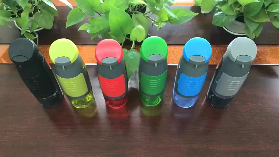 Mountop hot products wallet water bottle.Outdoor sports plastic water bottle customization