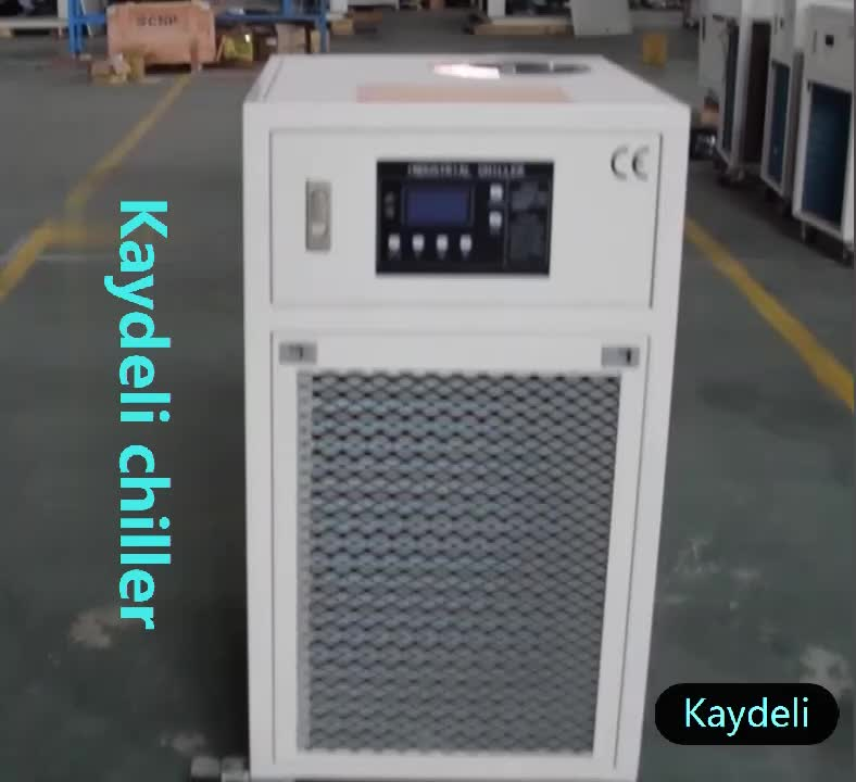 Kaydeli 2HP Integral Structure Low Noise Industrial Air Cooled Chiller