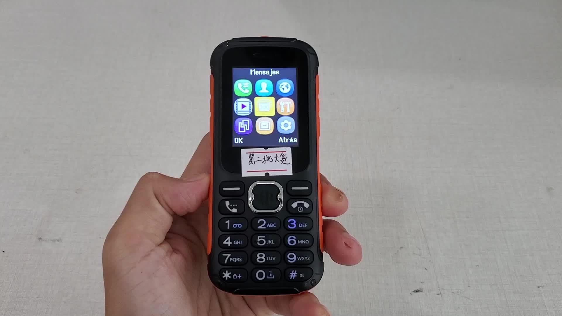 OEM ในราคาที่แข่งขันได้มากที่สุดสี่แถบโทรศัพท์มือถือจีนในสต็อก