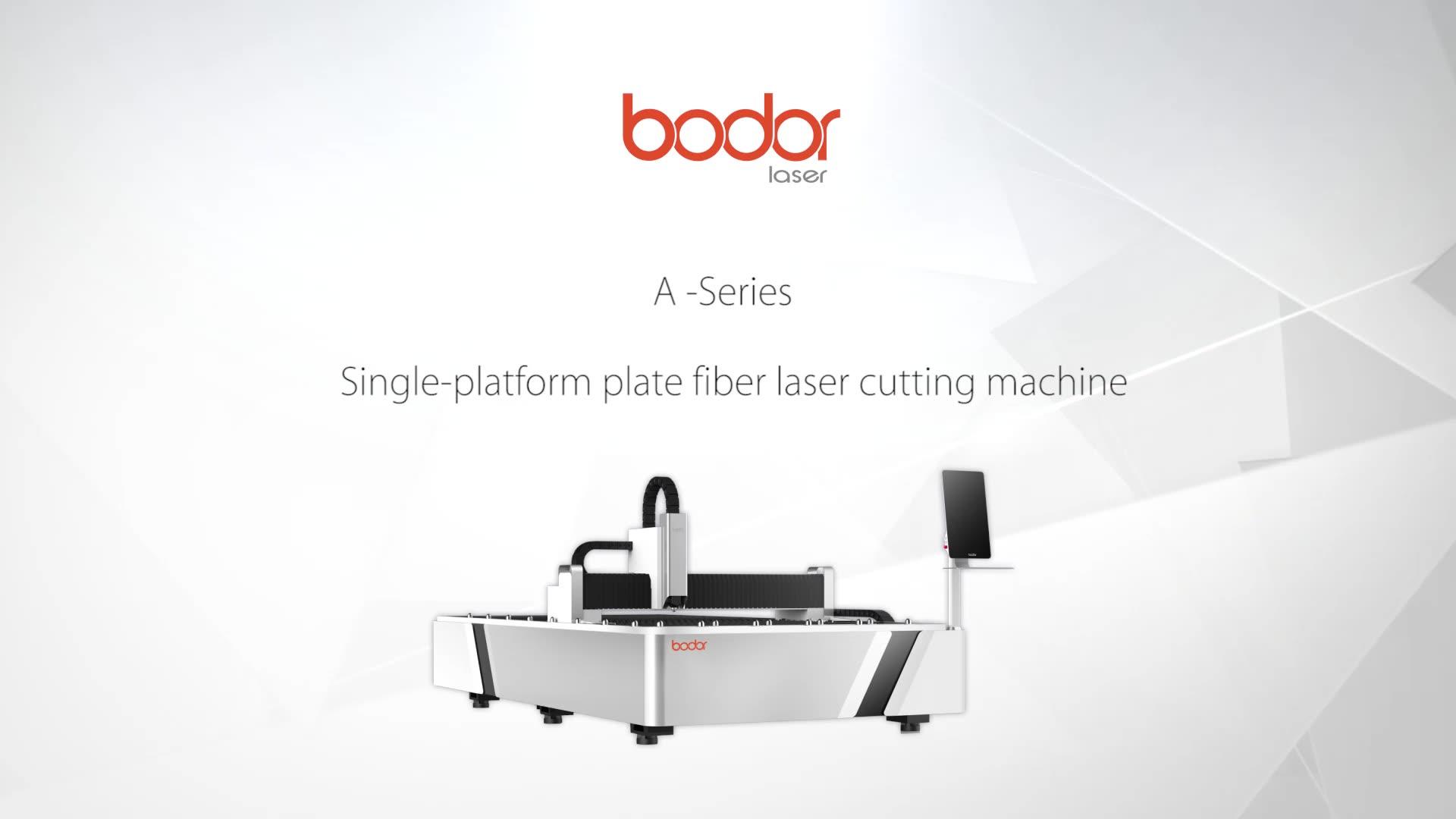 Qualidade superior de metal folha de Corte A Laser Preço Da Máquina com 3 anos de garantia