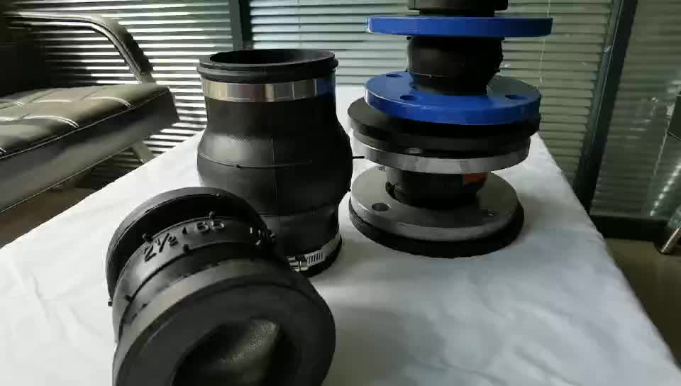 REJ400 EPDM concentric REDUCER ยาง Joint