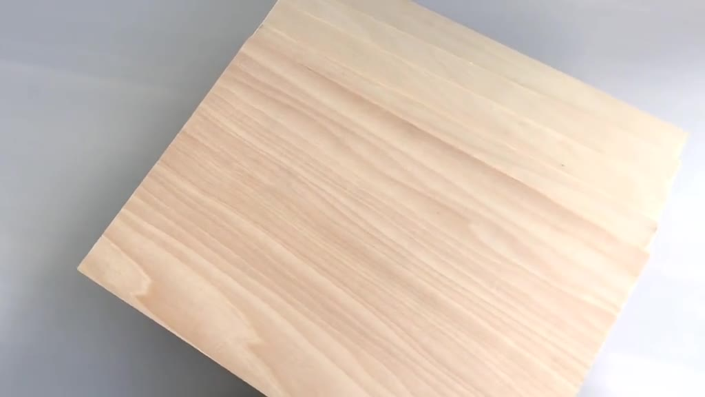 Factory Supply 915X915 1.5mm Thick Basswood Plywood Prices Plywood Veneers