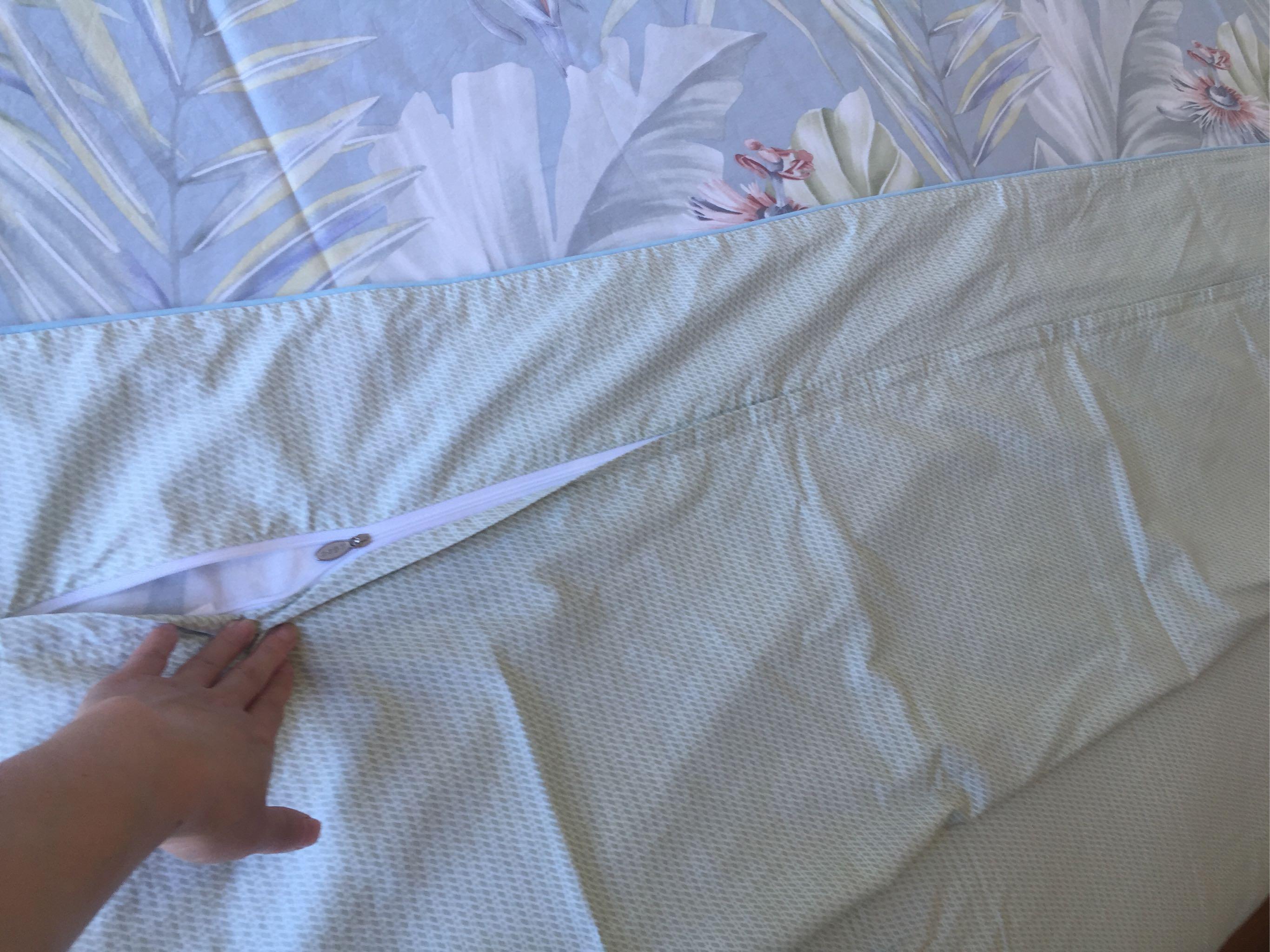 水星家纺 全棉印花四件套