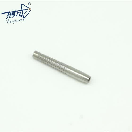 Dart manufacturer: customize 70%~95% Tungsten Dart Barrel For Soft-tip Dart