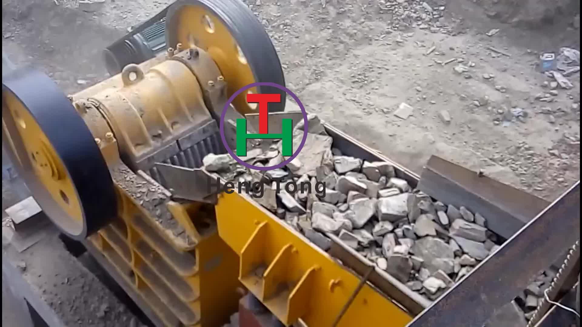 محطة إعادة تدوير استخدام كسار فكية المورد الزجاج مطحنة زجاجات الفك الكسارة