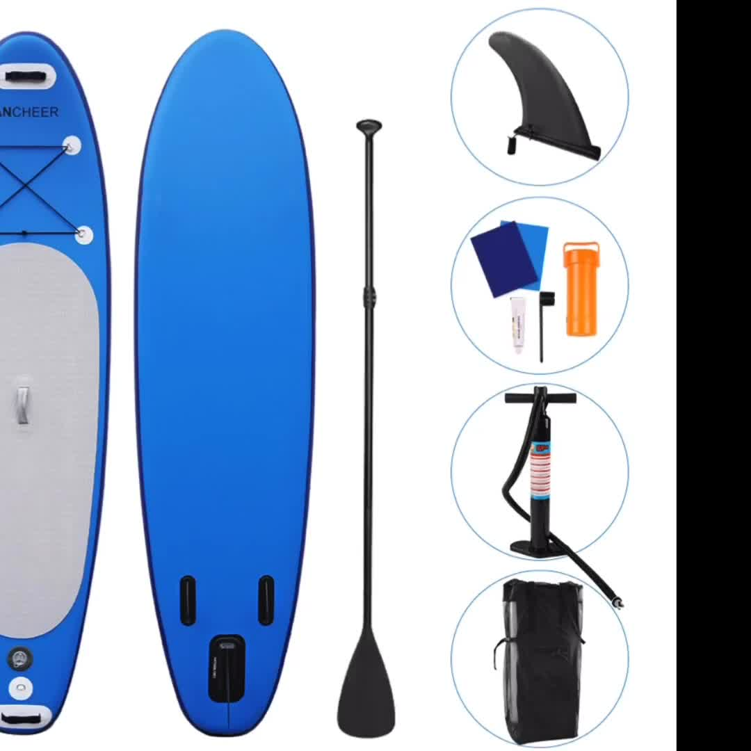 Inflatable Stand-up Paddle Board iSUP Air Sup Board Paddle board