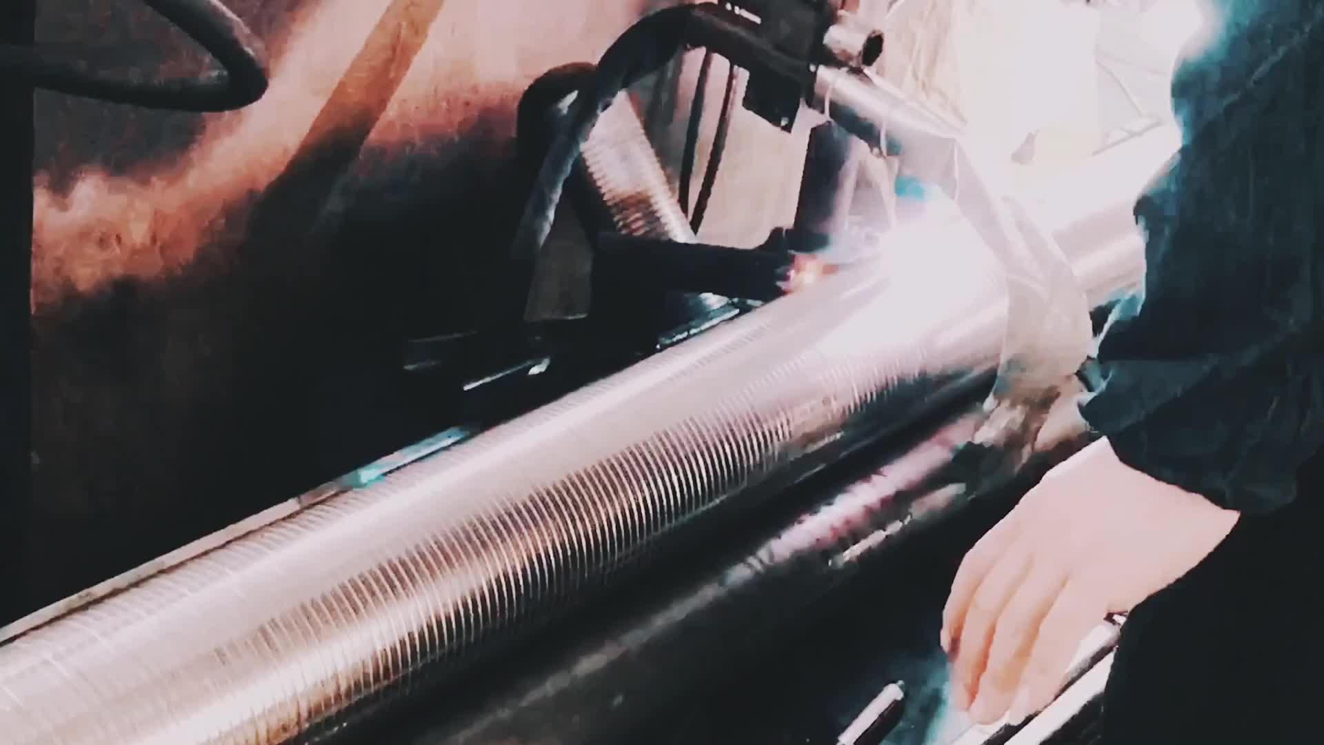 Truck Inner Braid Car Exhaust Muffler Pipe Corrugated Universal Stainless Steel Flexible Exhaust Pipe