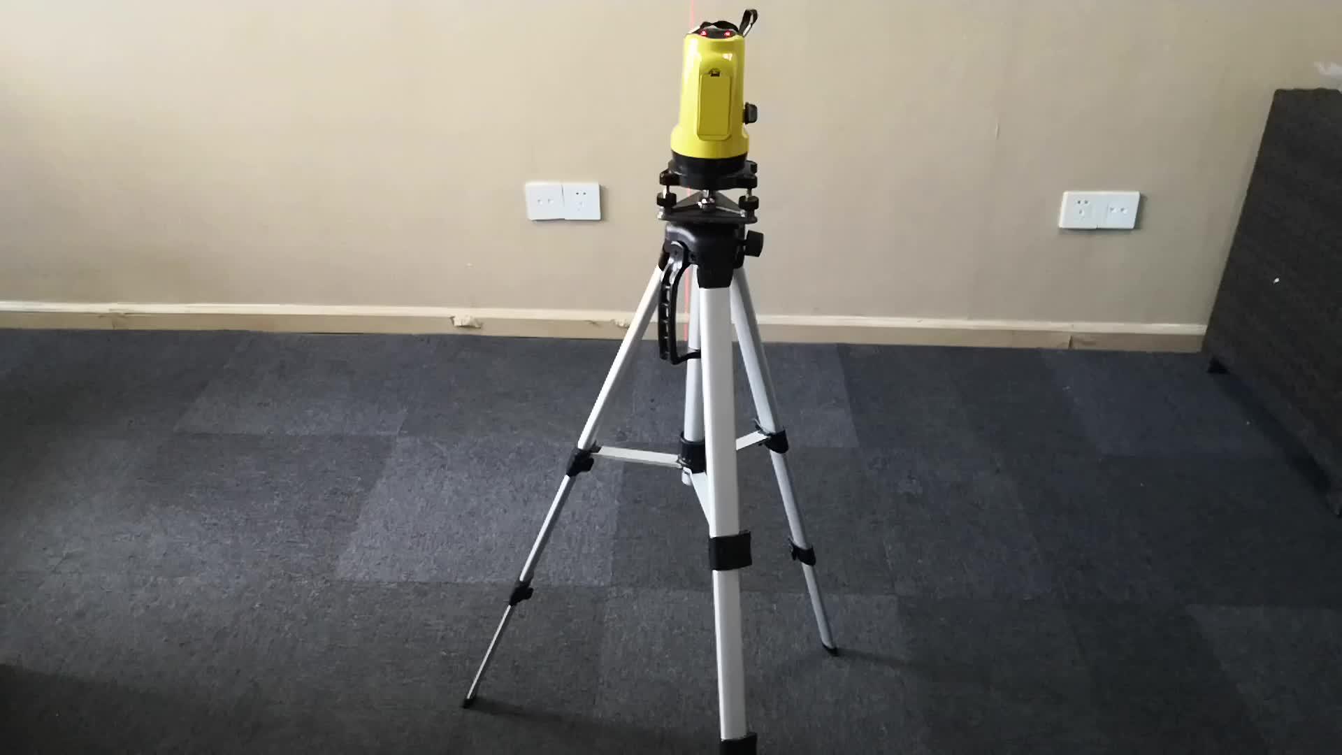2-Line Professional self adjusting laser level, laser spirit level