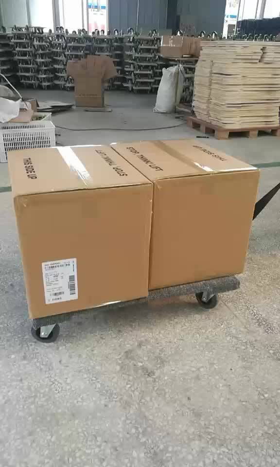 Carpet plywood furniture moving dolly
