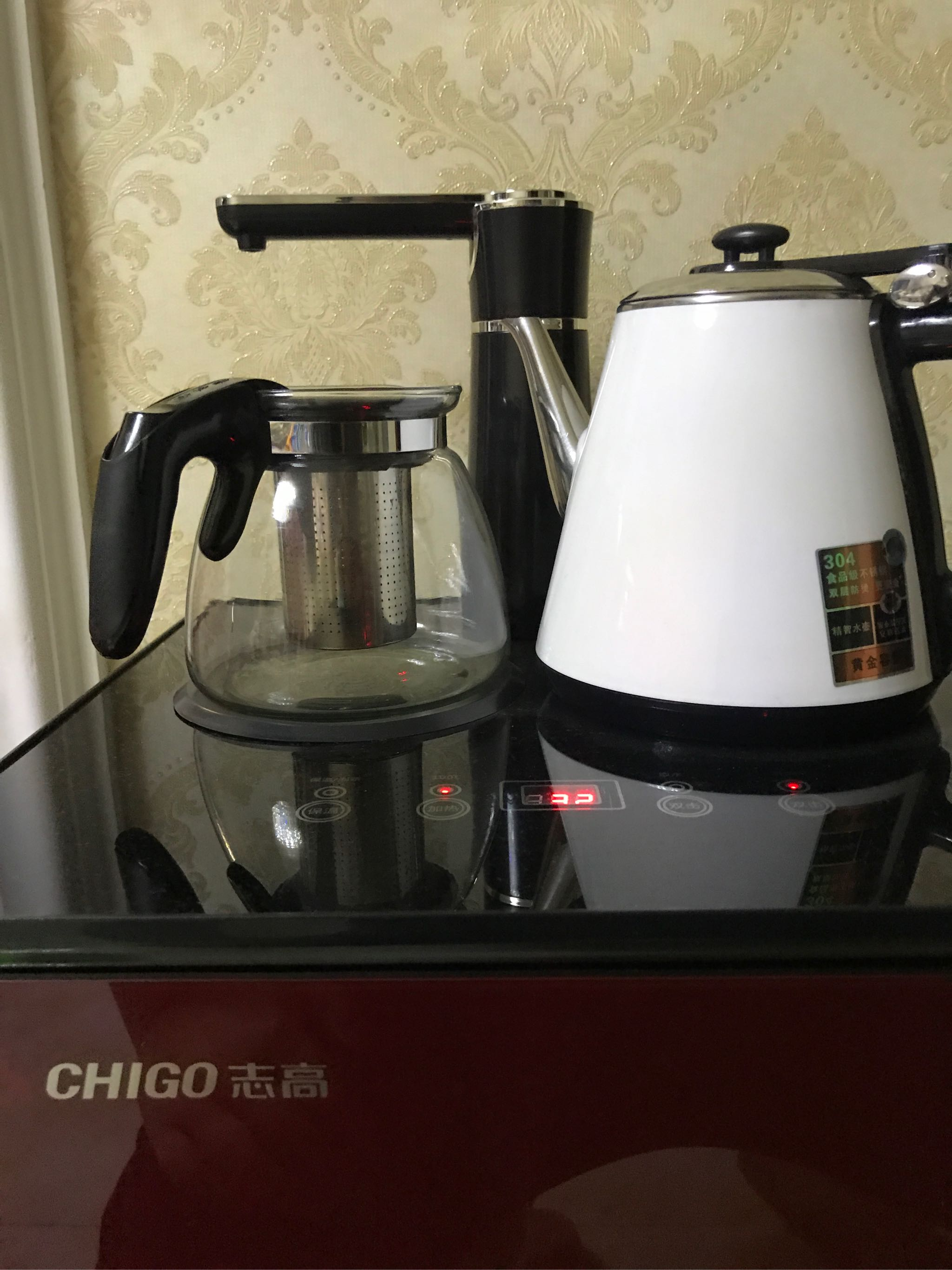 志高茶吧机