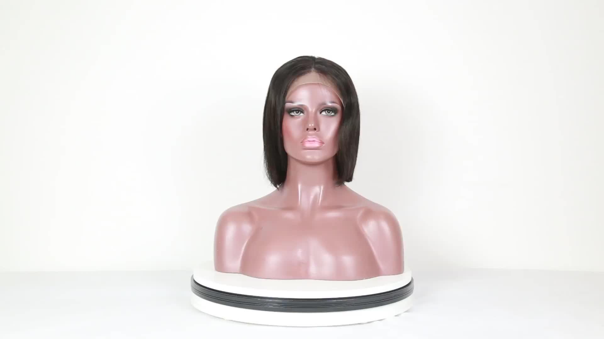 Best selling Fashion weavons and wigs bob short human hair bob wigs,brazilian bob wig,no-processed women wigs human hair