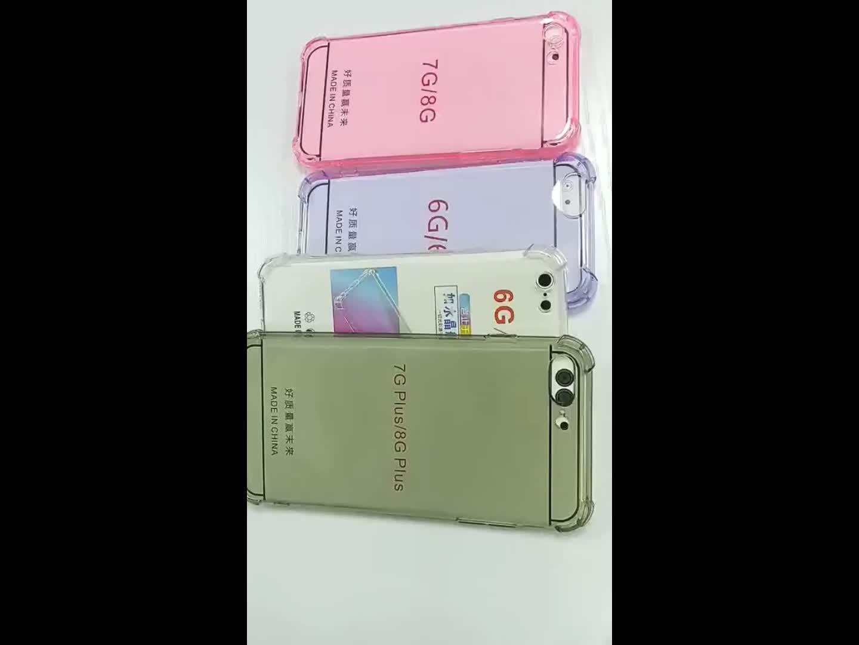 スマートユニバーサル卸売耐震高級電話携帯電話アクセサリー裏表紙カスタム携帯電話ケース Iphone ケース