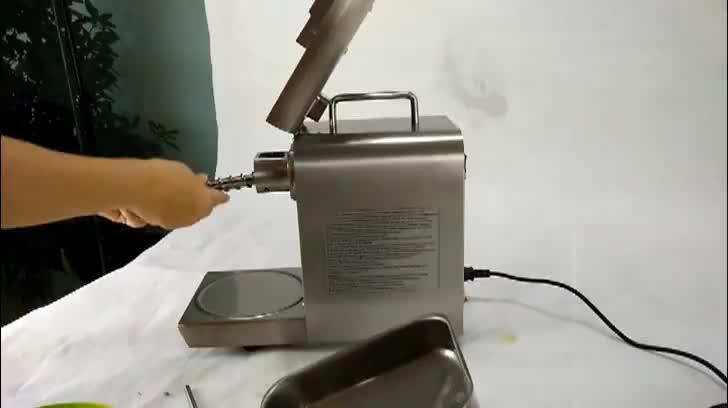 100%น้ำมันหอมระเหยกดน้ำมันexpellerเครื่องสกัดน้ำมัน