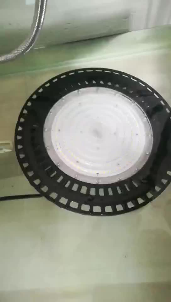 Newest design waterproof UFO 150w high bay led light bulb fixture
