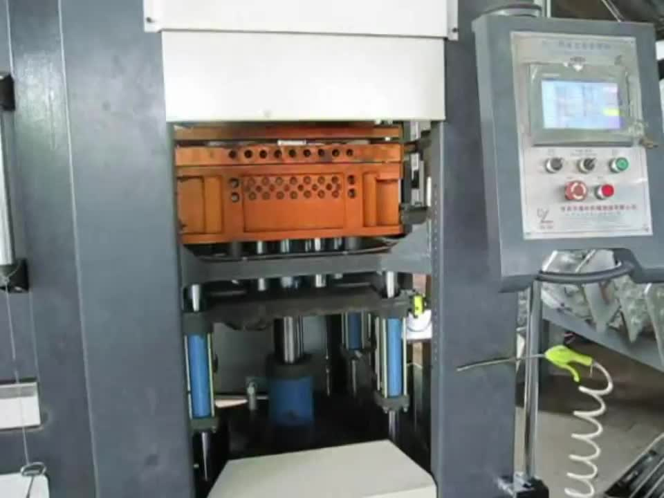 Automatic metal cast injection molding machine for making ferrous metal and non-ferrous metal parts