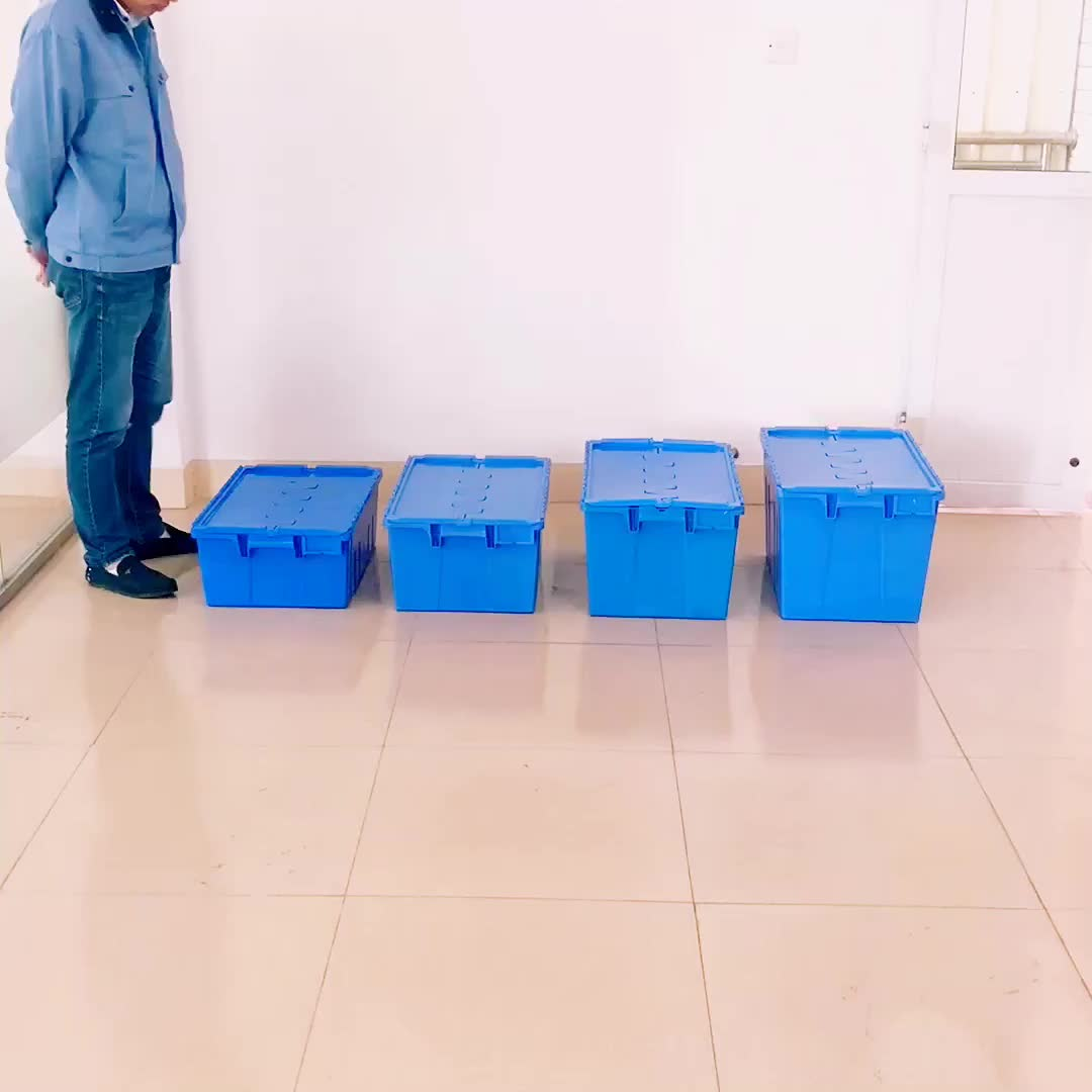 Fabbrica 70L 35 kg di plastica box di trasporto in movimento box per la vendita