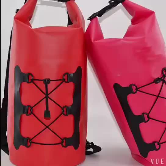 Águias de PVC Ao Ar Livre Portátil Caminhadas Mochila Impermeável Saco Seco