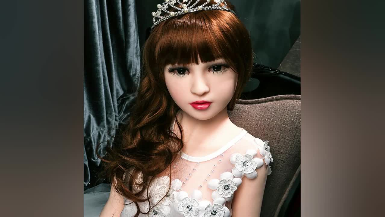 Hot sale adult figure sexy toy full silicone 115cm love doll girl for men