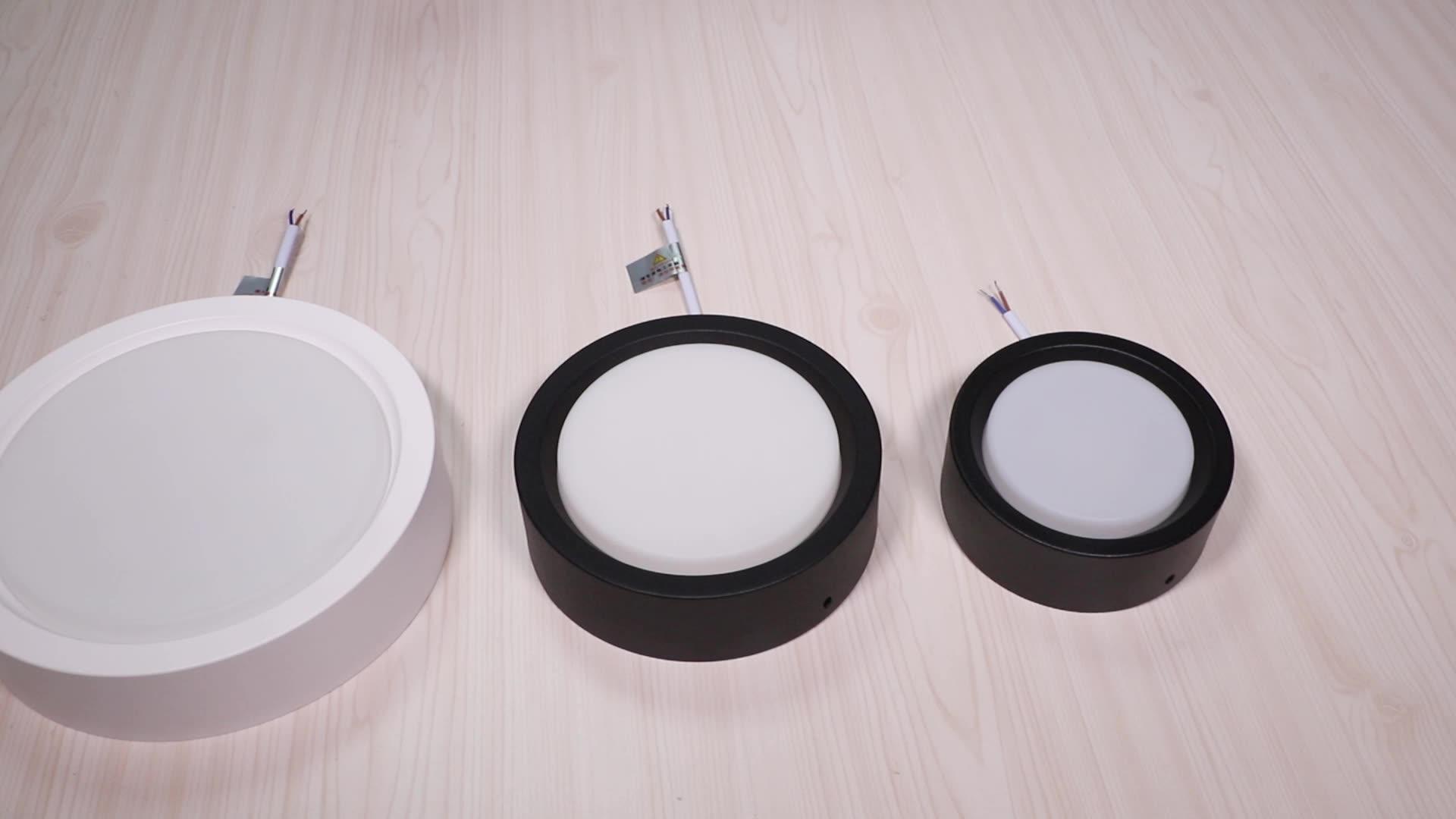 Новая продукция, простая поверхности Круглый Мини-гостиная Потолочный Светодиодный Светильник направленного света