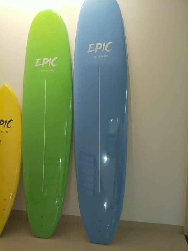 Durable Softboard For Surfing Soft Surfboard