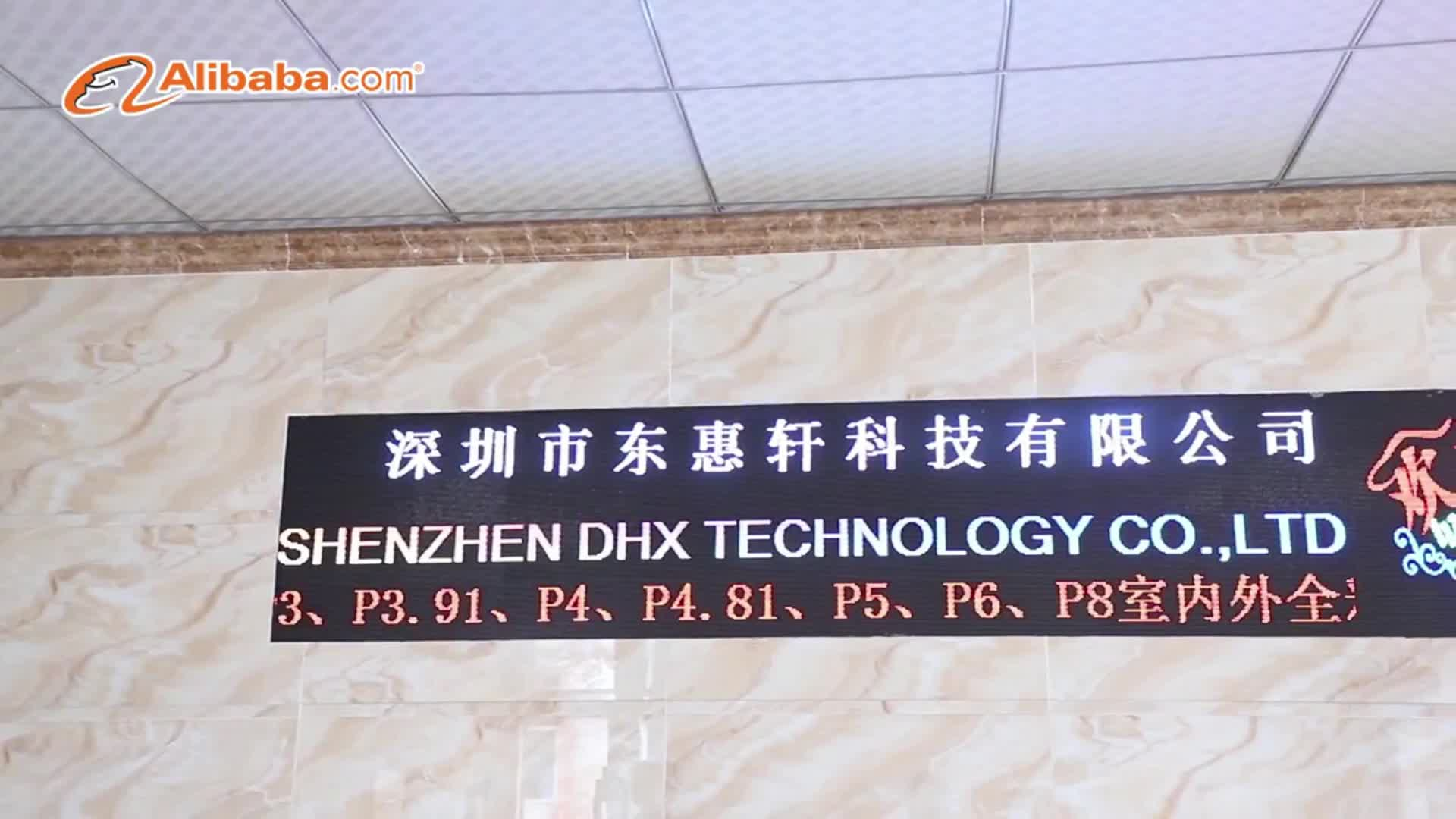 SMD indoor screen P4 led display