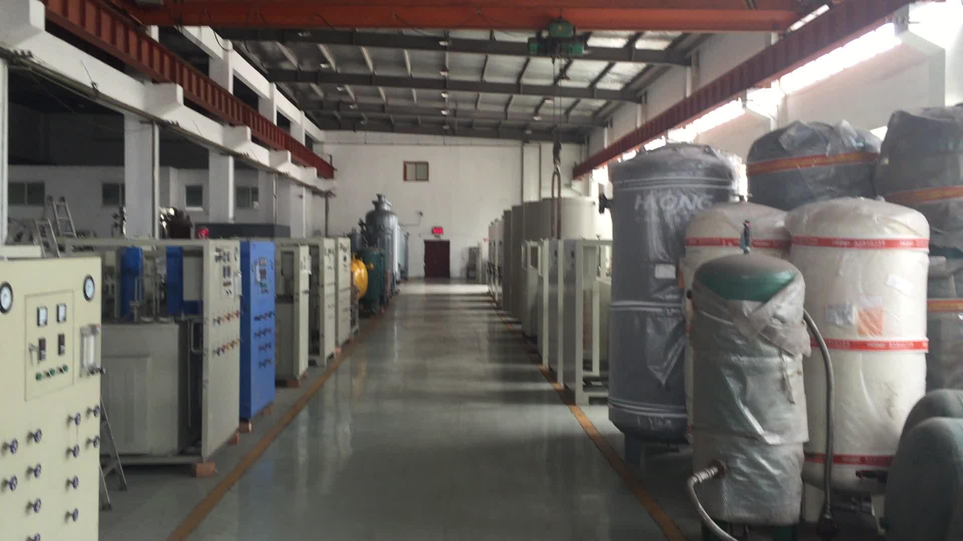 Stickstoffherstellungsmaschine durch Druckwechseladsorptionstechnologie
