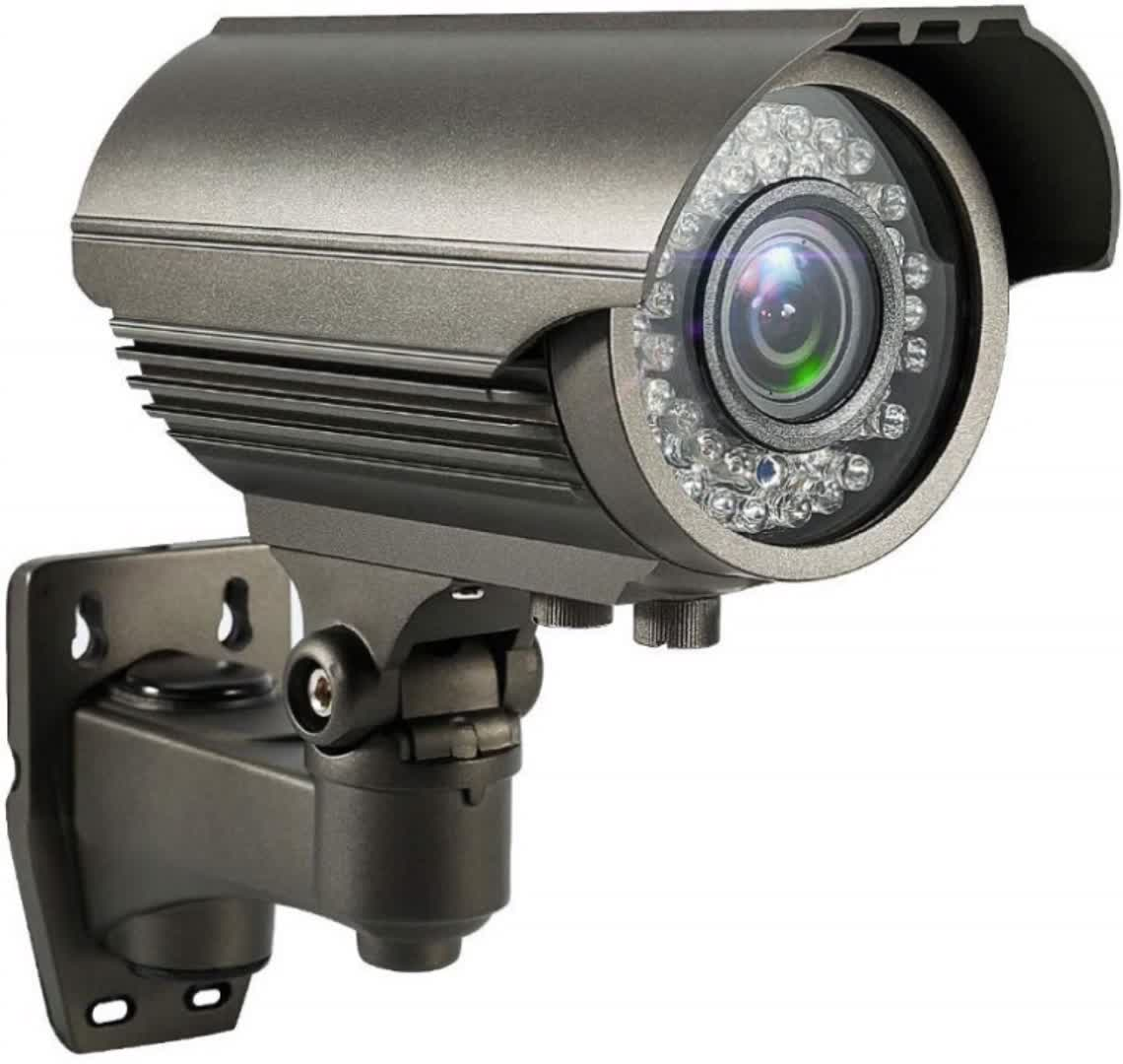 CrazyFire HD SDI 1080P Video Security Weather-Proof IR LED Night Vision Bullet Motion Detection CCTV Camera