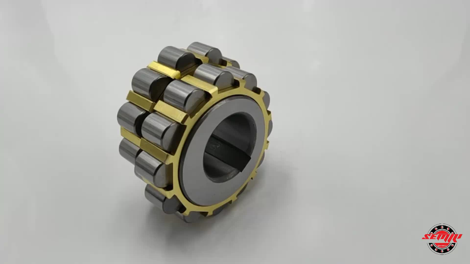 Japan Quality Double Row Eccentric Roller Bearing 616 4351 YSX