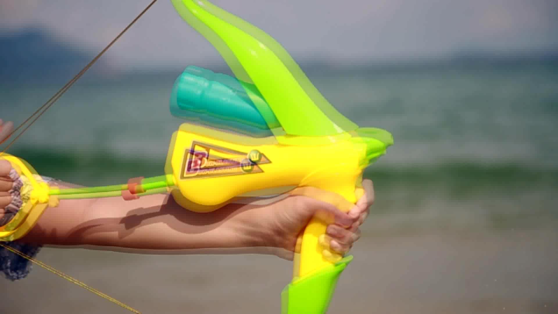 Cikoo Neue Kid Spielzeug Wasser Pistole Spiele Im Freien Bogen und Pfeil Bogenschießen Spielzeug für Kinder & Erwachsene China