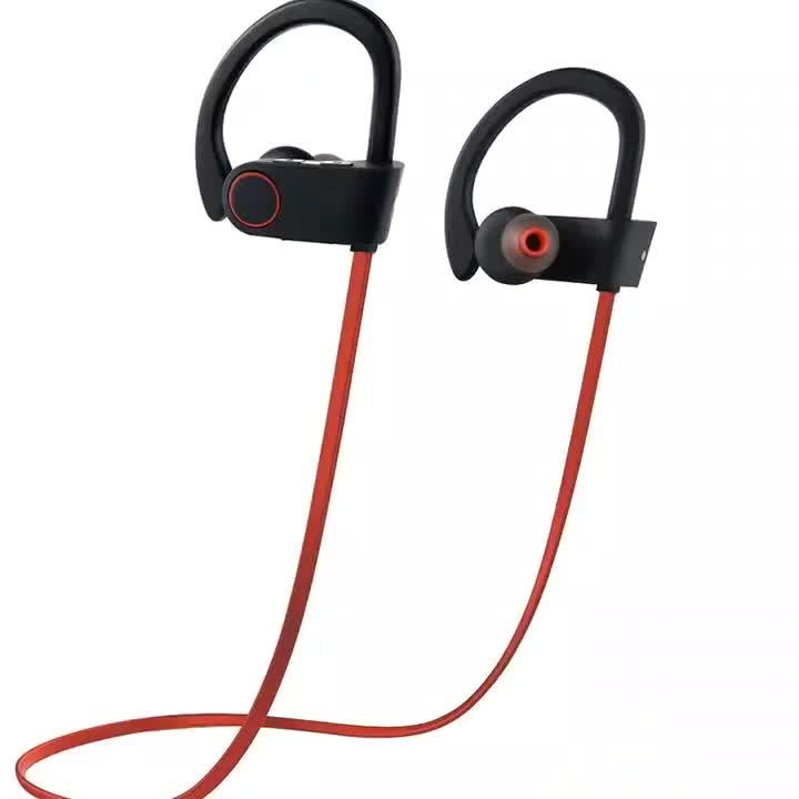 New products mobile accessories auriculares bluetooth, U8 Sports bluetooth headset/bluetooth earphone
