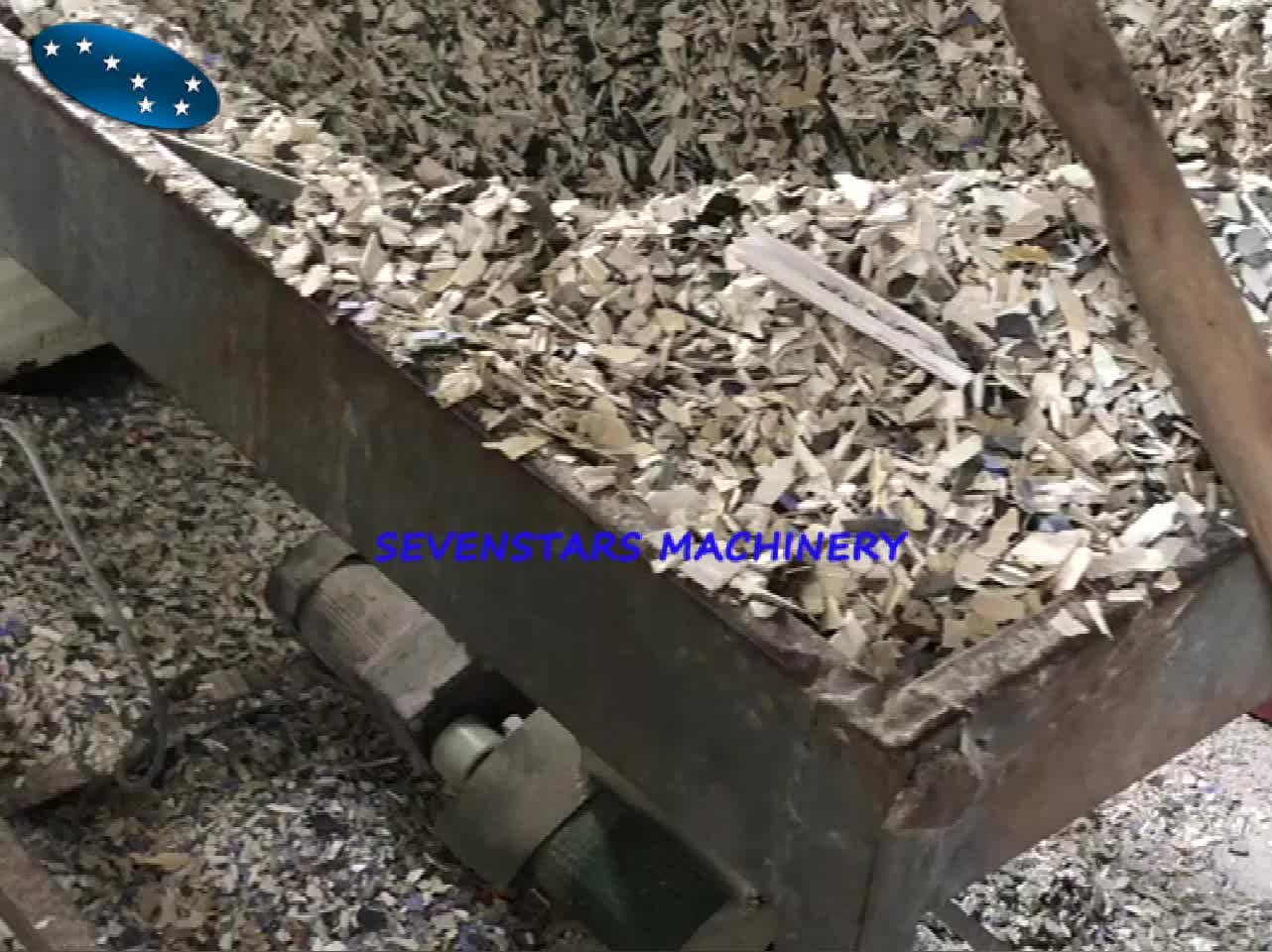 Automatic PE LDPE LLDPE PVC PET high speed plastic pulverizer machine  plastic grinder for sale