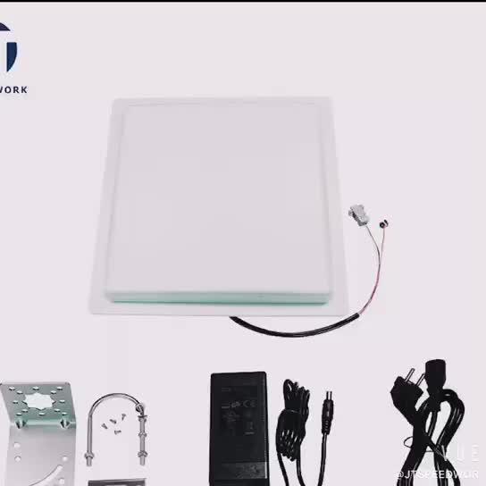 JT-8290 Wifi Reader Panjang Membaca Rentang UHF RFID Terintegrasi Pembaca
