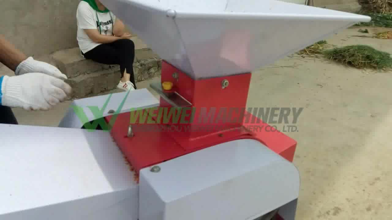 Agriculture use chaff cutter tuber straw cutting 9ZP crusher 9z-0.4
