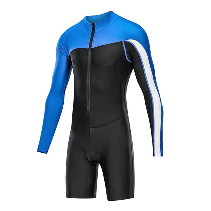 Can Be One Piece Style Short Pants Wetsuits Hot Design 2MM Neoprene Wetsuit